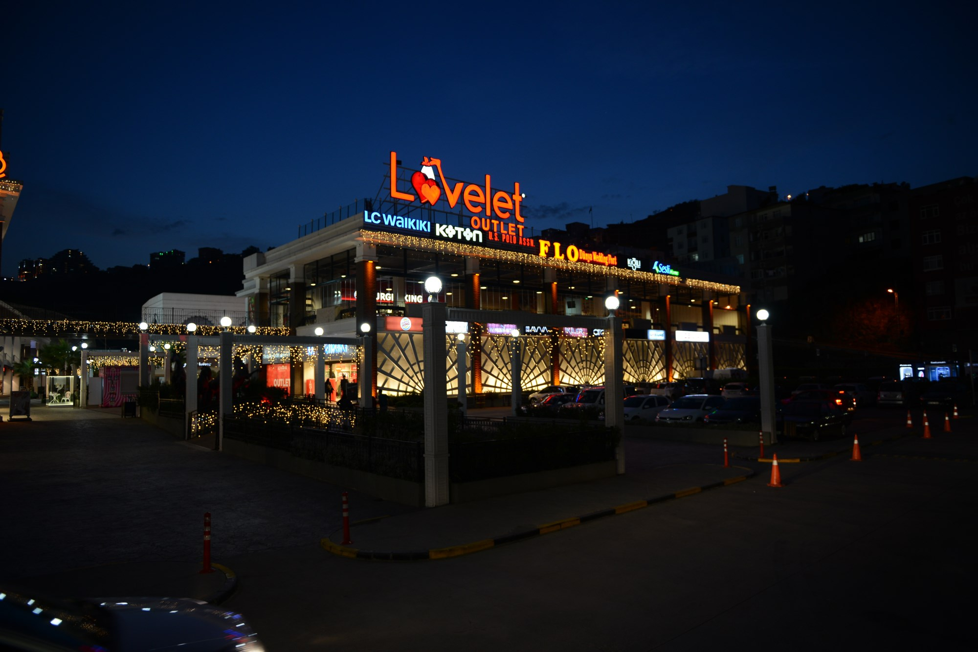 LOVELET OUTLET/SAMSUN